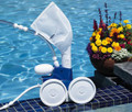 Polaris 380 Complete Automatic In-Ground Pool Cleaner with Booster Pump