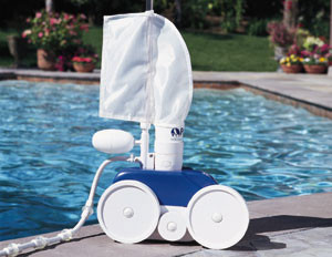 Polaris 280 Complete Automatic In-Ground Pool Cleaner with Booster ... 1efe85334822