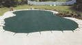 Rectangle Pool MESH Safety Cover