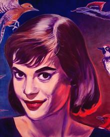 Natalie Woodpecker - Poster