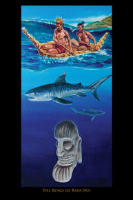 Ocean Series: The Kings of Rapa Nui - Poster
