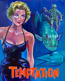 Temptation - Poster