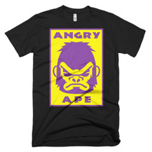 The Angry Ape - Short sleeve men's t-shirt