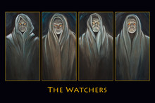 The Watchers - Poster