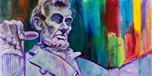 Abraham Lincoln - Original Painting