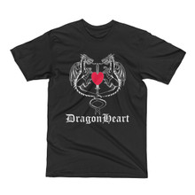 DragonHeart - Men's Short Sleeve T-Shirt