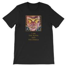 Revelation: I Am The Alpha and The Omega - Short-Sleeve Unisex T-Shirt