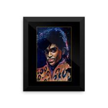 Prince - Framed poster