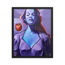 Snow White - Framed poster