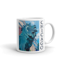 CHICAGO SERIES: LION ON THE PROWL - Mug