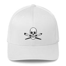 American Artist Skull -  Structured Twill Cap
