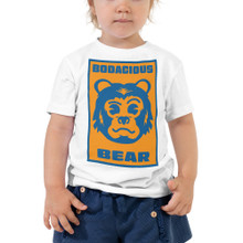 Bodacious Bear - Toddler Short Sleeve Tee