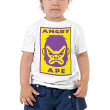 Angry Ape - Toddler Short Sleeve Tee