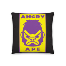 Angry Ape - Basic Pillow