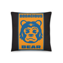 Bodacious Bear - Basic Pillow