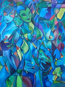 Cyn Series - Blue Cyn