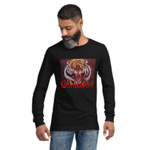 Counterpoint Tiger - Unisex Long Sleeve Tee