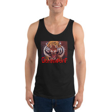 CounterPoint Tiger - Unisex Tank Top