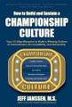 How to Build and Sustain a Championship Culture
