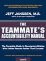 The Teammate's Accountability Manual - Package of 10