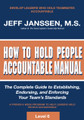 How to Hold People Accountable Manuals - Package of 10
