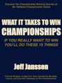 PRE-ORDER: What It Takes to Win Championships - 4 pack