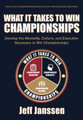 What It Takes to Win Championships