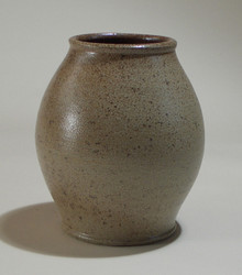 #630 Salt-glazed Crock