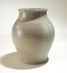 #639 Salt-glazed Crock