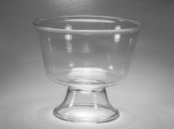 g163  Punch Bowl or Compote on Pedastal