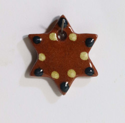 Tiny Star Ornament