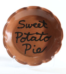 #786 Sweet Potato Pie Dish
