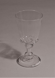 g172 Venetian-style Drinking  Glass with Ribbon