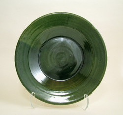 #206a Small Green Plate