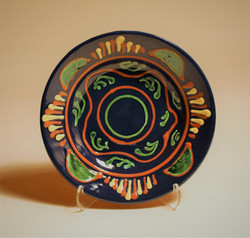 # 824 Decorated Plate