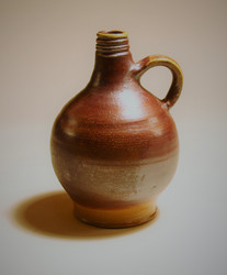 # 830 Jug, or Bottle with Handle