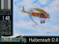 Blue Max Halberstadt D.II Kit 1:48