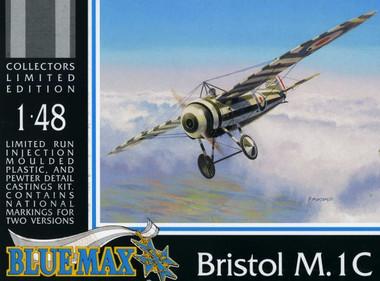 Blue Max Bristol M.1C monoplane Kit 1:48