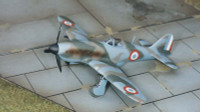 Pegasus Arsenal VG-33 Kit 1:72