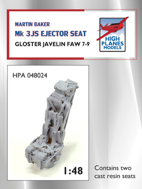 High Planes Martin Baker Mk 6 Ejector Seat Resin Accessories