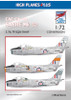 High Planes CAC CA-27 Avon Sabre RAAF 3, 77, 79 Sqn Conversion 1:72