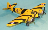 Red Roo Models Beaufighter Target Tug Conversion Accessories 1:48