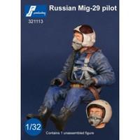 PJ Productions Russian MiG-29 Pilot Figure 1:32 PJP321113