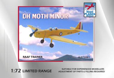 High Planes deHavilland DH.94 Moth Minor