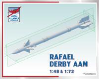 High Planes Rafael Derby / R-Darter Air to Air Missile Air to Air Missile x 2 Accessories 1:72