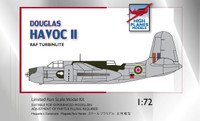 High Planes Douglas Havoc Turbinlite II RAF Kit 1:72