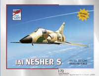 High Planes IAI Nesher S Kit 1:72 (HPK072088)
