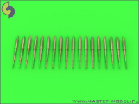 Master Models Static dischargers for F-16 (16pcs+2spare) Accessories 1:32