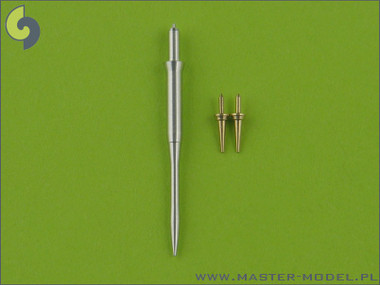 Master Models F-16 Pitot Tube & Angle Of Attack probes Accessories 1:32
