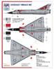 High Planes Dassault Mirage IIIIO HPK072016